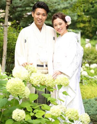 白無垢 結婚式